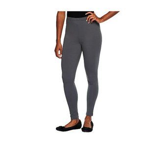 Women with Control Knit Pull-on Leggings NWT